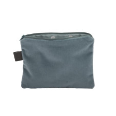 "Au Maison ""Clutch"" (stone blue/ice green)"