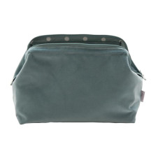 "Au Maison ""Sponge bag"" (stone blue/ice green)"