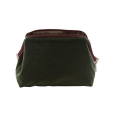"Au Maison ""Sponge bag"" (evergreen/sand)"